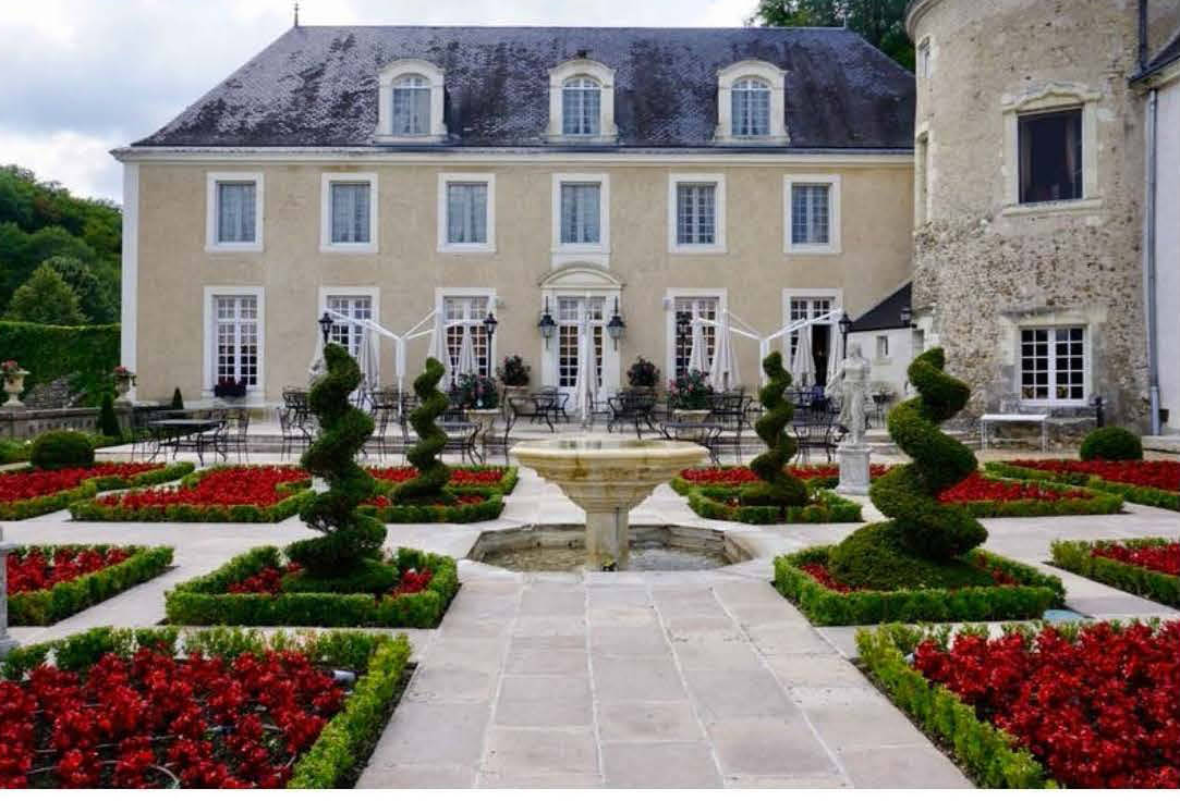 Château de Beauvois **** | Hotel Chateau Loire Valley | YOUNAN COLLECTION