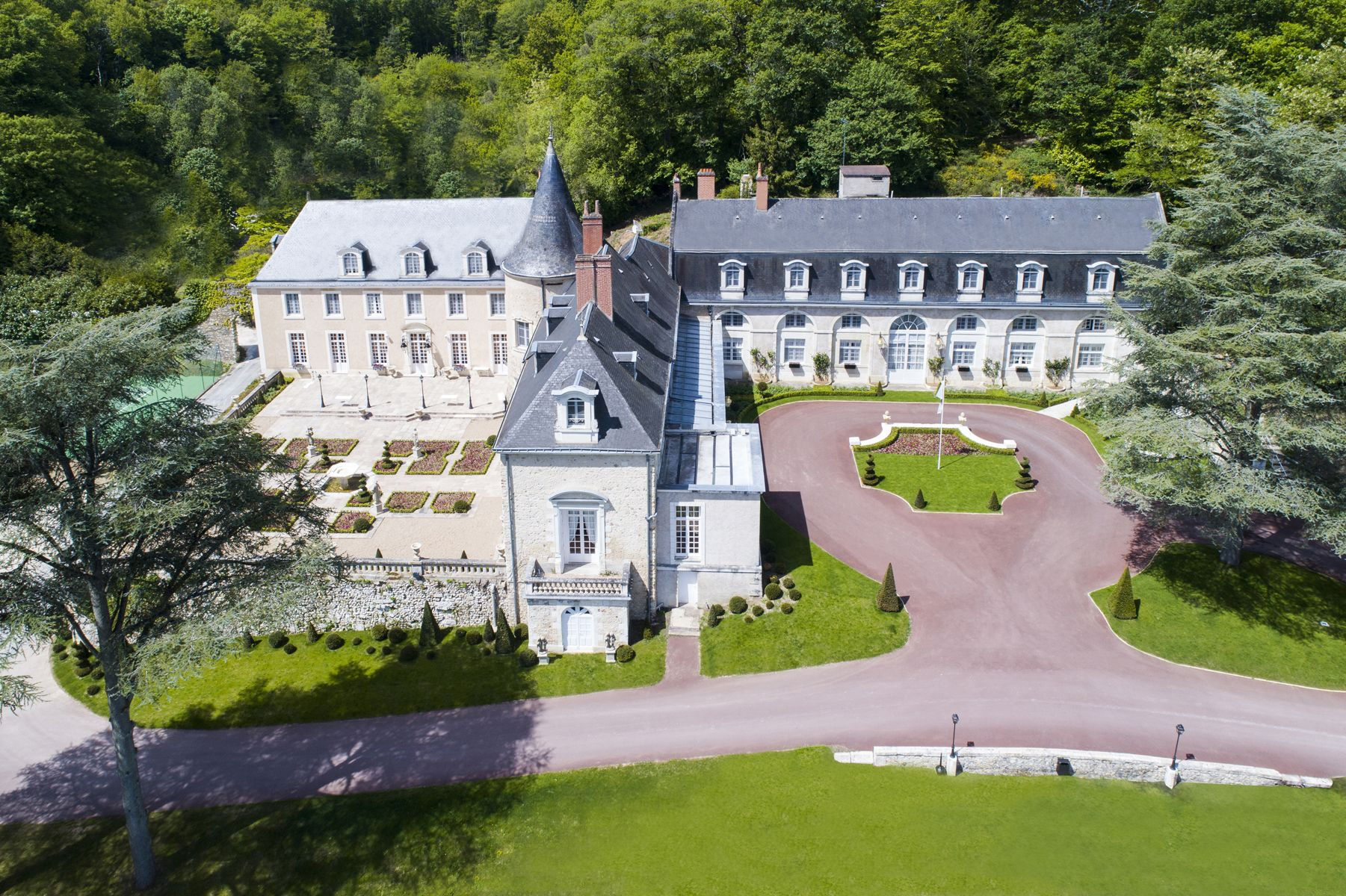 Château de Beauvois **** | Hotel Chateau Loire Valley | OFFICIAL WEBSITE